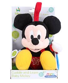 Disney Mickey Talking Plush - Length 19cm