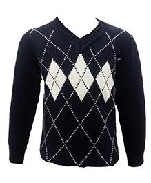 Wonderland Sweater - Blue