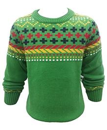 Wonderland Sweater - Green