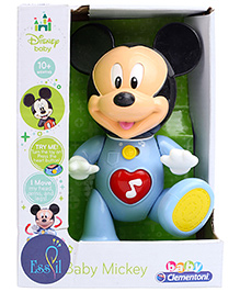 Disney Mickey Moving Activity Doll - Length 16 cm