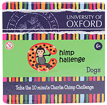 Oxford Chimp Challenge Dogs Card Game