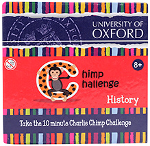 Oxford Chimp Challenge History Card Games