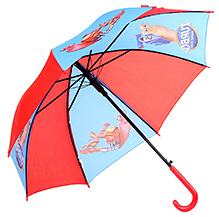 Turbo Kids Umbrella Dual Colour - 19 Inches