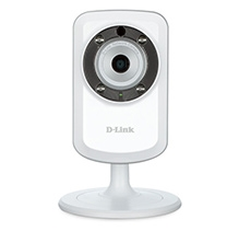 D-Link Wireless N H.264 Day Night Network Camera DCS-933L