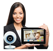 D-Link Wi-Fi Baby Camera Jr DCS- 700L