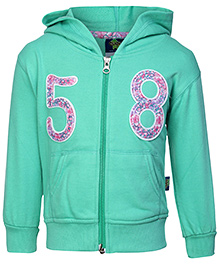 Cucu Fun Full Sleeves Hooded Jacket - 58 Patch