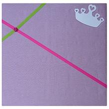 Fly Frog Soft Board Purple - Tiara