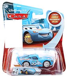 Disney Pixar Cars 95 Dinoco - Sky Blue