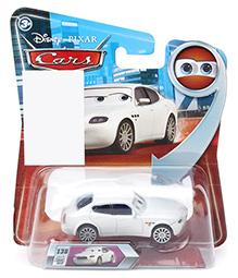 Disney Pixer Cars 138 - White