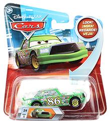 Disney Pixer Cars 86 - Green