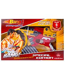 Bang Prinio Golden Toy Gun