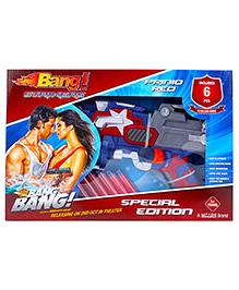 Bang Prinio Red Toy Gun