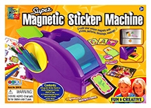 Kreative Box Magnetic Sticker Machine
