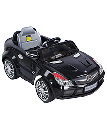Fab N Funky Musical Battery Operated Baby Car - Black