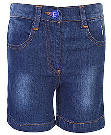 Babyhug Denim Shorts