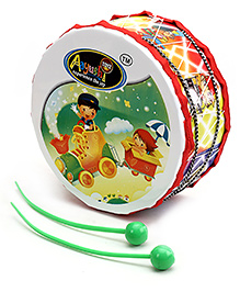 Lovely Funny Drum Junior - Multi Colour