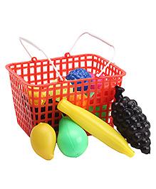 Lovely Fruit Basket - Multi Colour