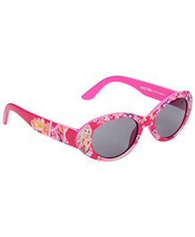 Barbie Sunglasses Floral Print - Pink
