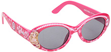 Barbie Cat Eyes Sunglasses Pearl Print - Pink