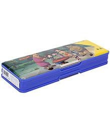 Chhota Bheem Magnetic Pencil Box - Blue