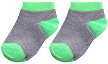 Mustang Socks - Dual Color