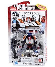 Funskool Transformers Crosscut - 14.5 cm