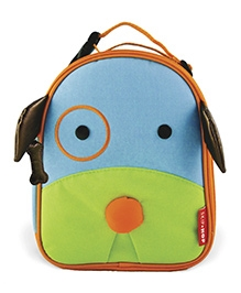 Skiphop Zoo Lunchies Backpack Multicolor - Puppy Design