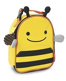 Skiphop Zoo Backpack Yellow - Honey Bee Design
