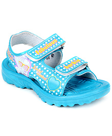 Barbie Sandal Printed - Dual Velcro Closure