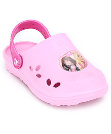 Barbie Clogs - Graphic Upper