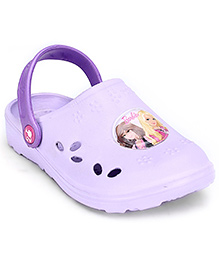 Barbie Clogs - Graphic Upper