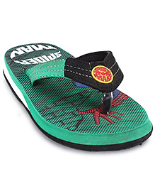 Spiderman Flip Flop Slip On - Printed