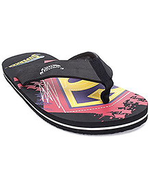 Superman Flip Flop Slip On - Printed