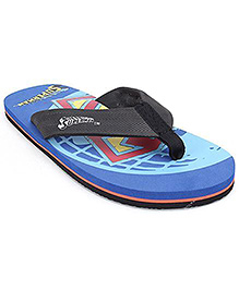 Superman Flip Flop Slip On - Blue