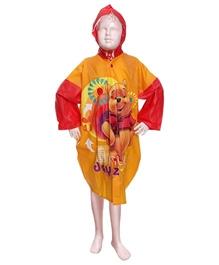 Pitapat - Winnie The Pooh Raincoat