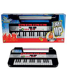 Simba My Music World Light Up Keyboard