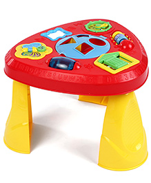 Simba ABC Activity Table