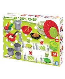 Ecoiffier Cooking Set - 47 Pieces