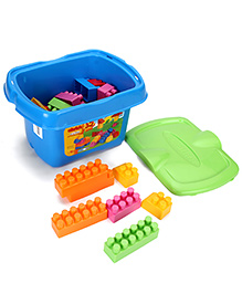 Ecoiffier Abrick Little Bricks Box - 32 Pieces
