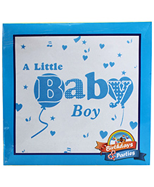 Birthday & Parties Kit Box Baby Boy - Blue