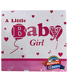 Birthdays & Parties Baby Shower Party Kit - Baby Girl Theme