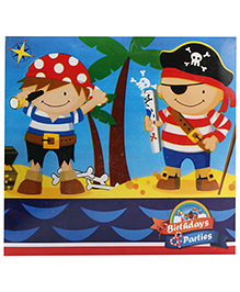 Birthdays And Parties Party Kit - Pirates Theme