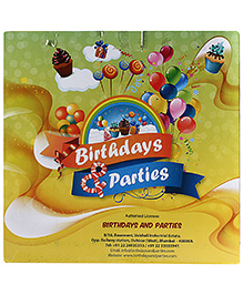Birthdays & Parties Party Kit - Sports Theme