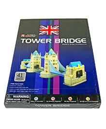 Adraxx Junior 3D Board Suspended Tower Bridge Modeling Kit