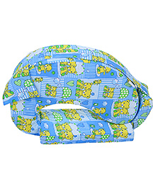 Babyhug Feeding Pillow - Blue