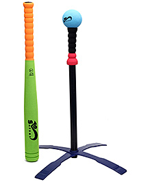 Safsof Tee Ball Set - Green