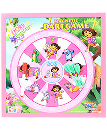 Dora 2 In 1 Writing And Magnetic Dart Board