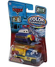 Disney Pixar Cars Color Changers - 2 In 1