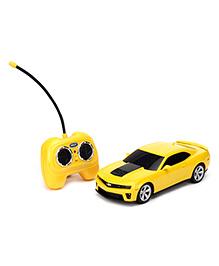 Welly Remote Control Chevrolet Camaro ZL1 - Yellow