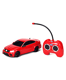 Welly Remote Controlled Mercedes Benz C 63 AMG Car - Red